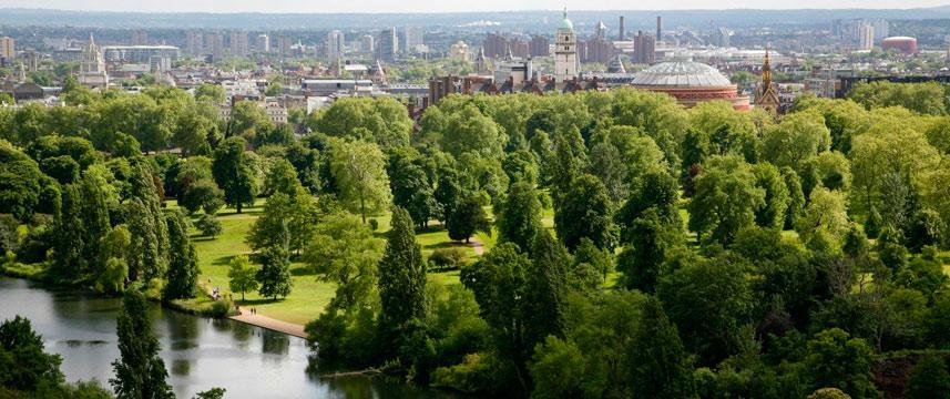 Lancaster London - View over Hyde Park