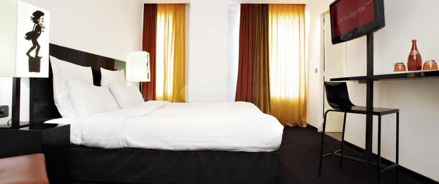 Le Chat Noir Design Hotel - Design Double Room