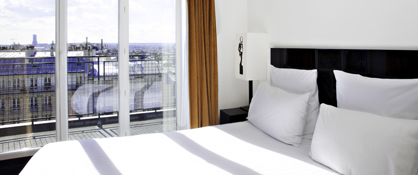 Le Chat Noir Design Hotel - Room View