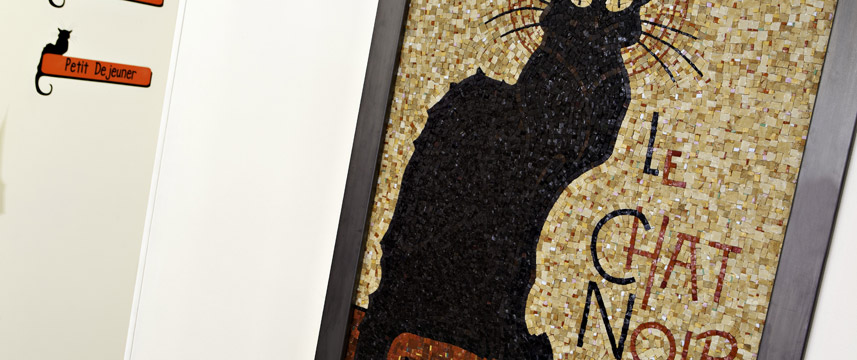 Le Chat Noir Design Hotel - Sign