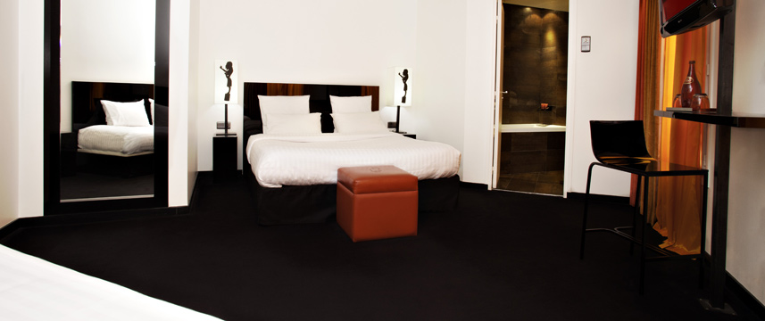 Le Chat Noir Design Hotel - Triple Room
