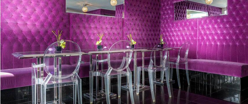 Les jardins du marais hotel paris 54 off hotel direct - Jardins du marais restaurant ...