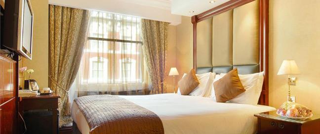 London Premier Kensington - Double Room