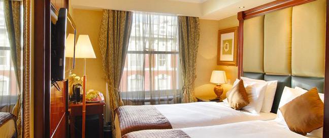 London Premier Kensington - Twin Room