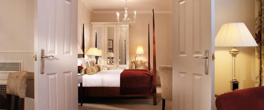 Macdonald Bath Spa Hotel - Bedroom