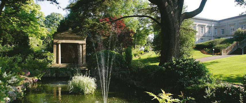 Macdonald Bath Spa Hotel - Garden