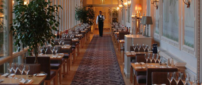 Macdonald Bath Spa Hotel - Restaurant