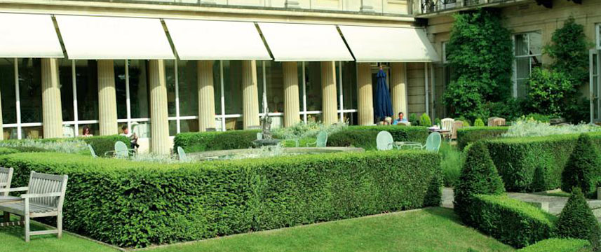 Macdonald Bath Spa Hotel - Terrace