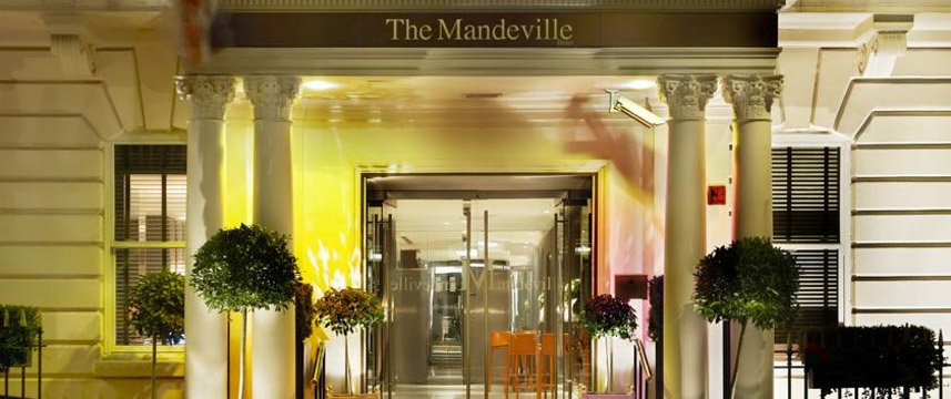 Mandeville - Entrance