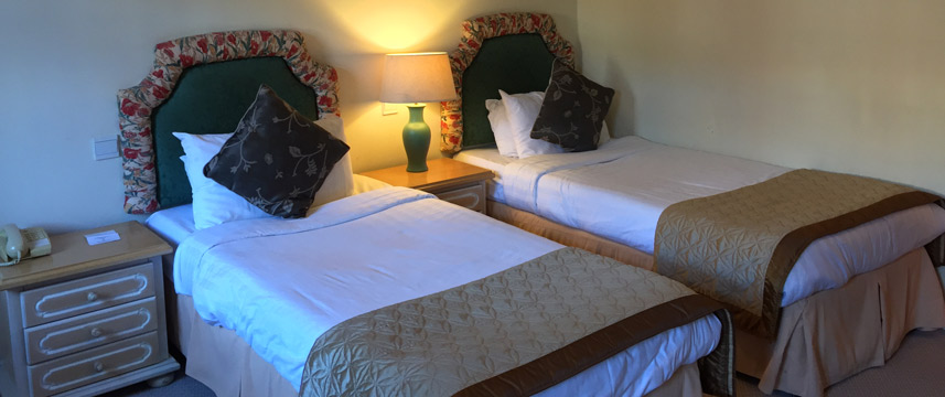 Marston Farm Hotel Twin Beds