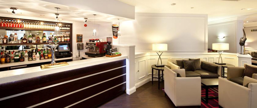 Mercure London Kensington - Bar Seating