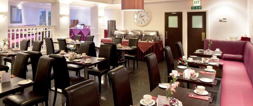 Mercure London Kensington - Dining area