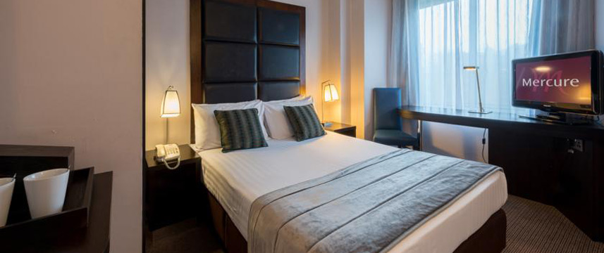 Mercure London Kensington - Double room