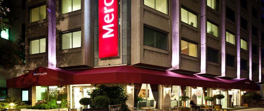 Mercure London Kensington - Exterior