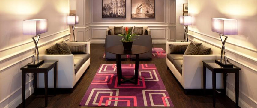 Mercure London Kensington - Lobby