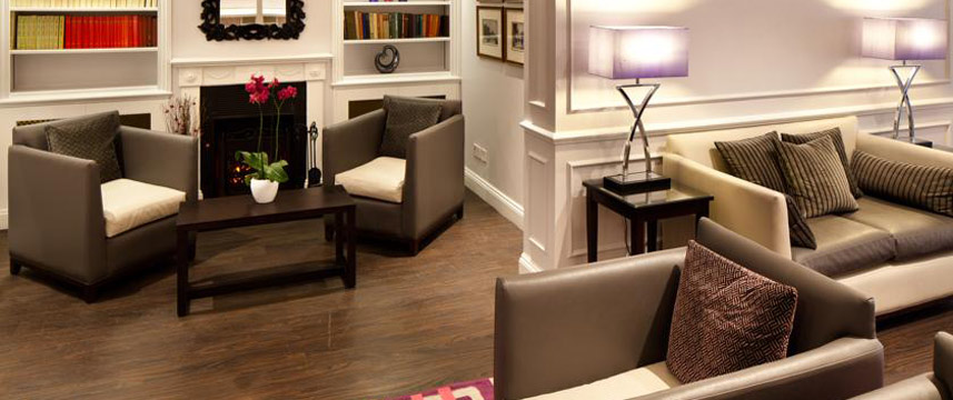Mercure London Kensington - Lounge