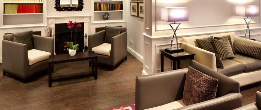Mercure London Kensington - Lounge
