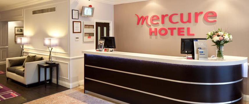 Mercure London Kensington - Reception