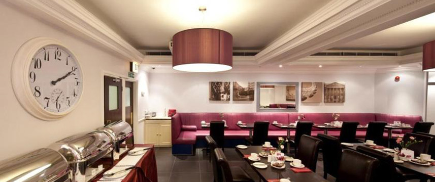 Mercure London Kensington - Restaurant