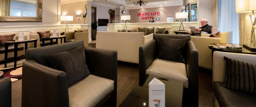 Mercure London Kensington - Seating