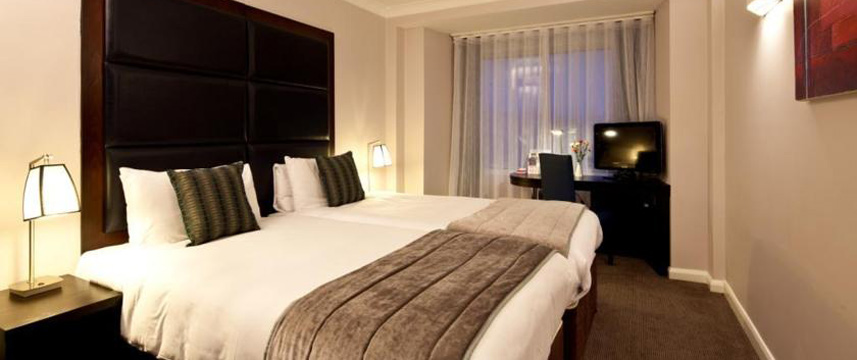 Mercure London Kensington - Twin