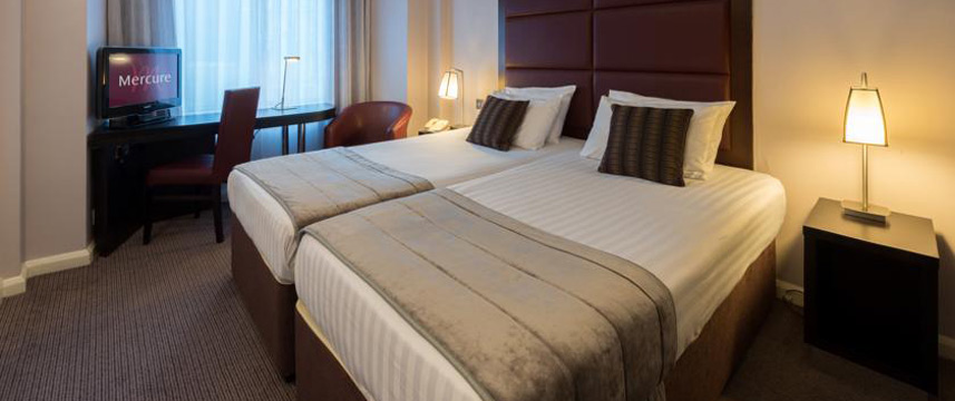 Mercure London Kensington - Twin room