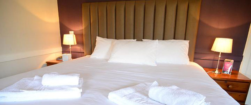 Millers Arms Inn - Double Bed