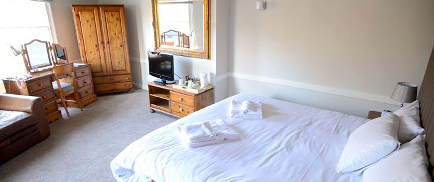 Millers Arms Inn - Double Room