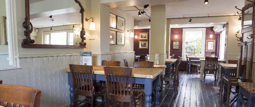 Millers Arms Inn - Pub Interior