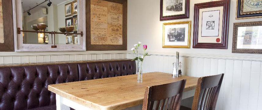 Millers Arms Inn - Restaurant