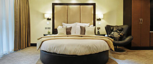 Montcalm London City - Bedroom