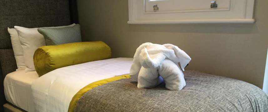 Mornington Hotel London Victoria - Single Room