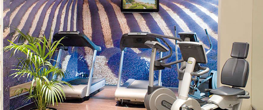 Movenpick Hotel Paris Neuilly Gym