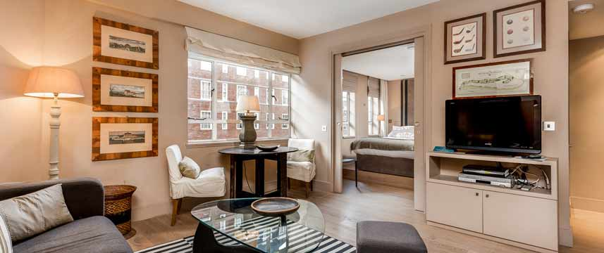 Nell Gwynn House Apartments - One Bedroom Apartment