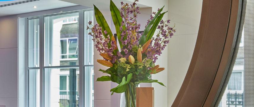 Norfolk Towers Hotel Flowers
