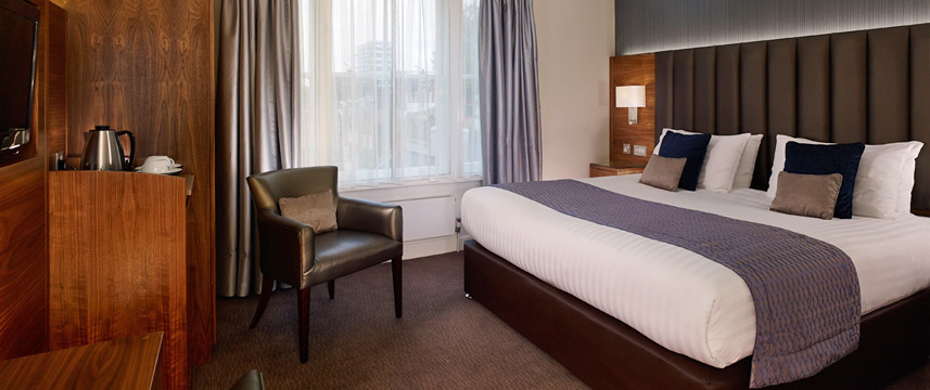 Norfolk Towers Paddington Hotel - Club Double Guest Room