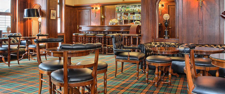 Normandy Hotel - Bar Seating
