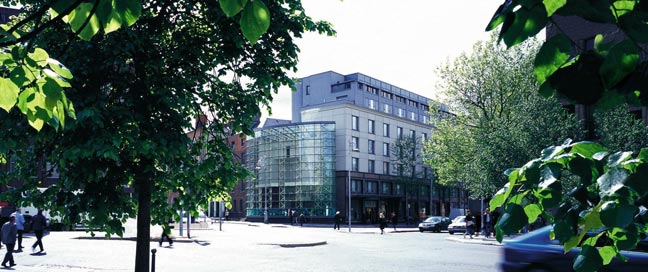 O`Callaghan Stephens Green Hotel - Exterior Day