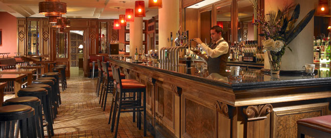 O`Callaghan Stephens Green Hotel - Magic Glasses Bar