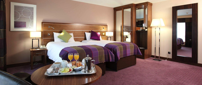 O`Callaghan Stephens Green Hotel - Twin room