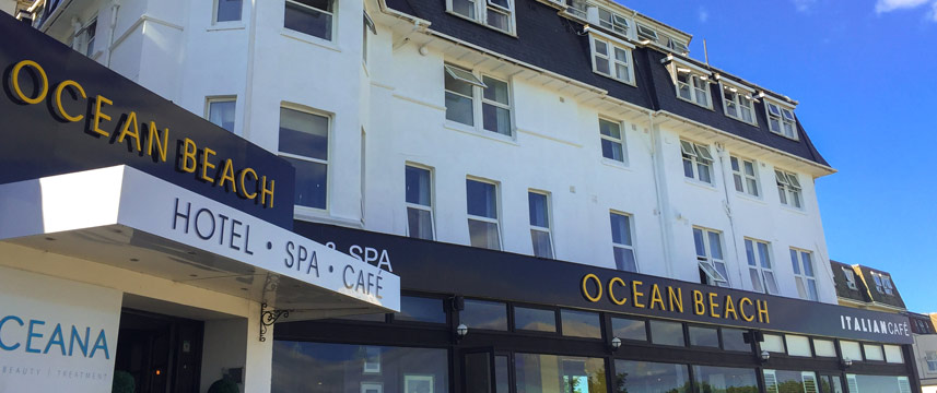 Ocean Beach Hotel and Spa - Exterior