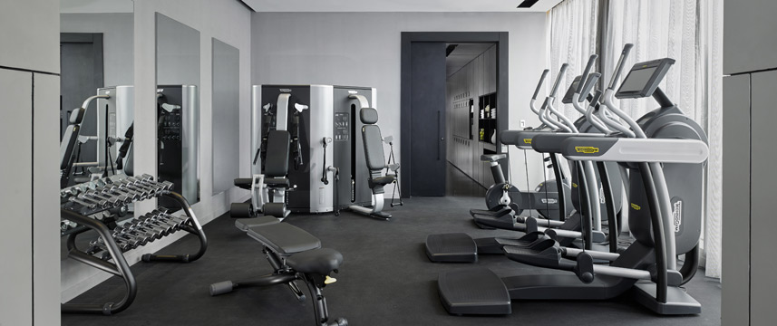 Park  Plaza London  Park Royal Gym