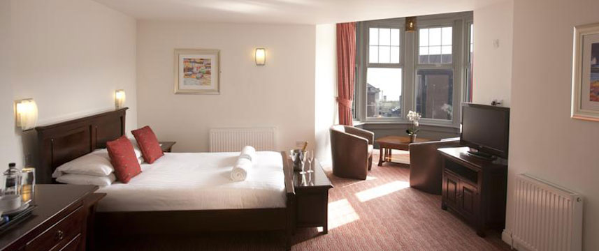 Park Central Hotel - Double Bed Room