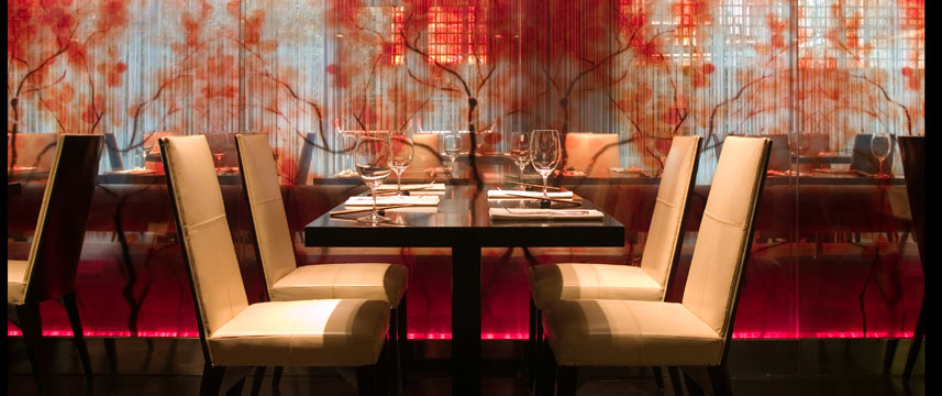 Park Plaza Riverbank London Chino Latino Restaurant