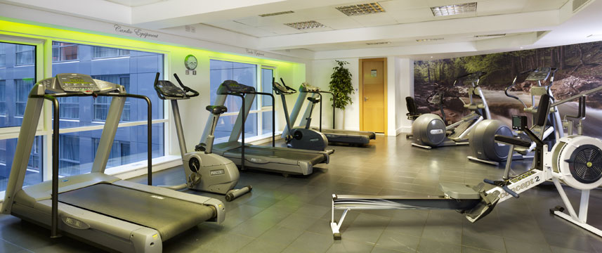 Park Plaza Riverbank London Gym
