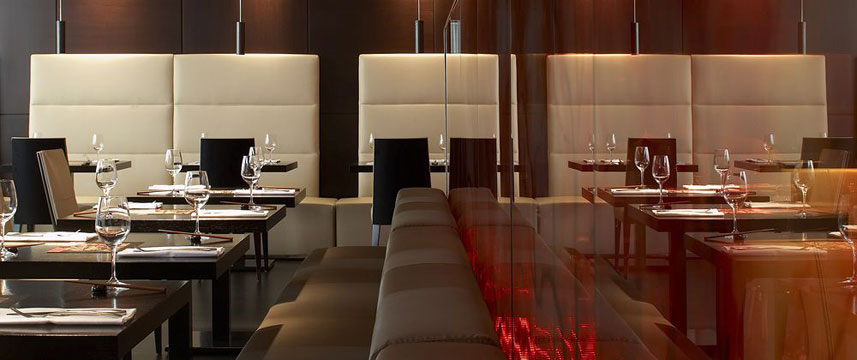 Park Plaza Riverbank London Restaurant Seating