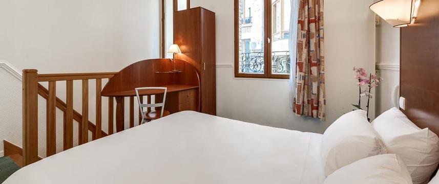 Pavillon Courcelles Parc Monceau Hotel  Paris