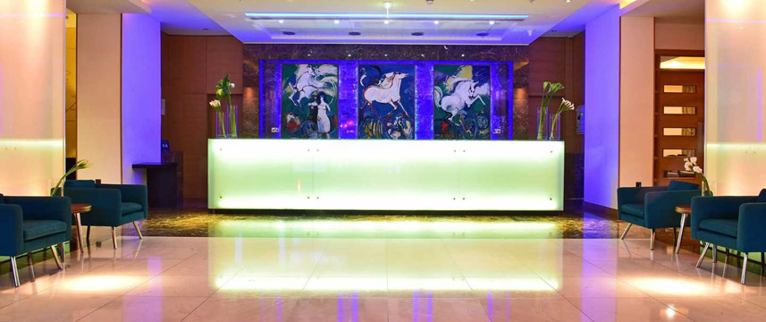 Pestana Chelsea Bridge Hotel Reception