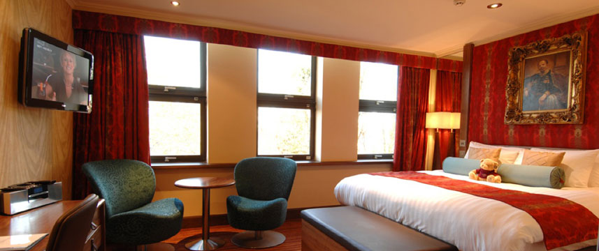 Premier Queen Hotel King Executive Room