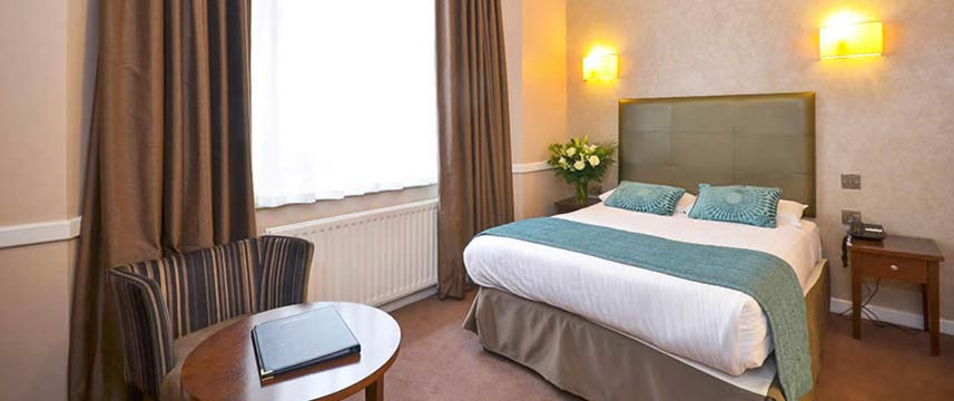 Princes Square Hotel - Double Room